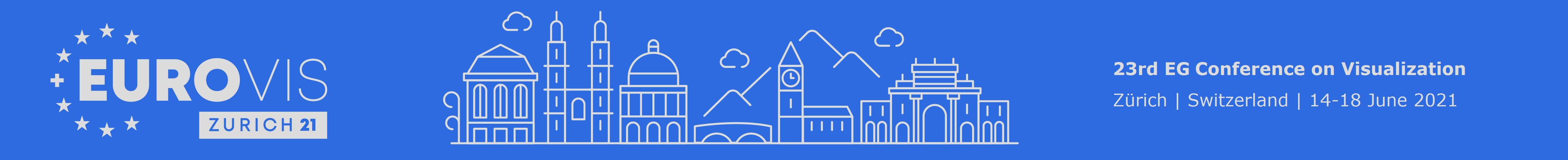 EuroVis 2021 Logo